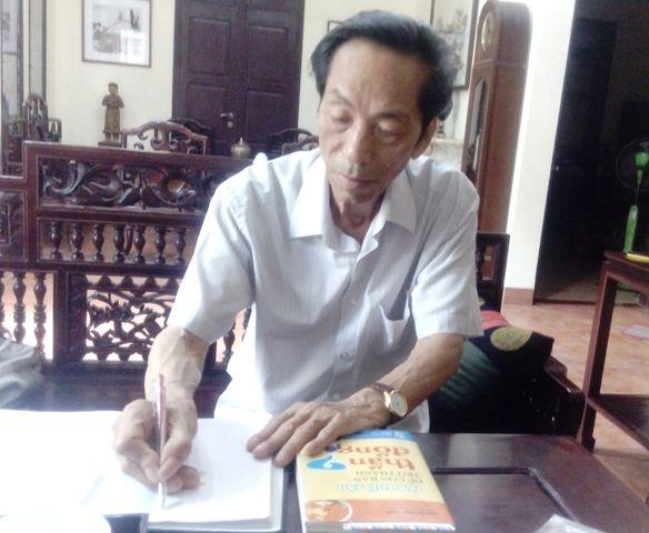 PGS.TS Ngô Công Hoàn (Giảng viên tâm lý học trẻ em - Trường Đại học Sư Phạm Hà Nội).