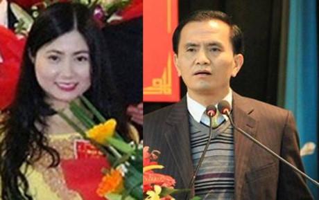 Ông Ngô Văn Tuấn, phó chủ tịch tỉnh bị khiển trách, bà Quỳnh Anh bị khai trừ ra khỏi đảng