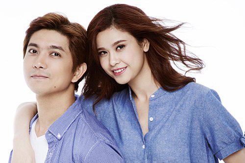 Cặp đôi Tim và Trương Quỳnh Anh. Ảnh: TL
