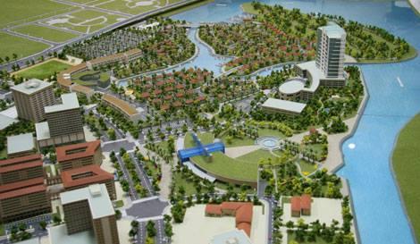 Dự án KDT Xi măng Hải Phòng đã góp phần thay đổi diện mạo đô thị thành phố Cảng