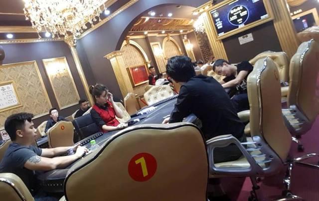 Win Poker Club sôi động trong 2 ngày cuối tuần.