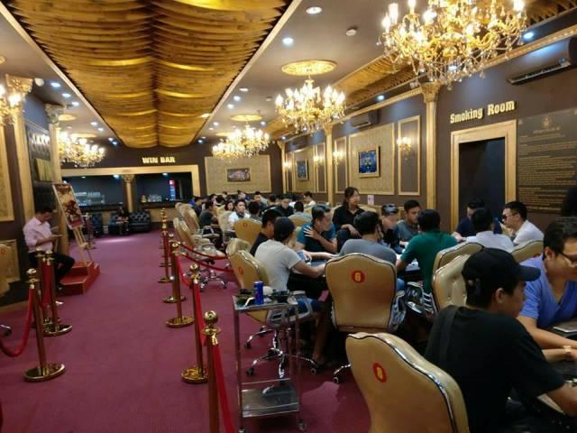 Giải 2.4M diễn ra vô cùng sôi động ở Capital Poker Club trong ngày cuối tuần.