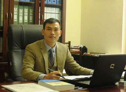 Luật sư Vi Văn Diện - Giám đốc Công ty Luật TNHH Thiên Minh