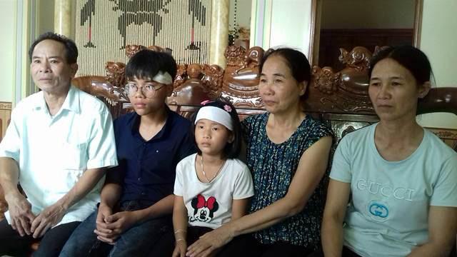 Gia đình nạn nhân Vân vẫn chưa hết bàng hoàng trước hành động tàn ác của Lâm