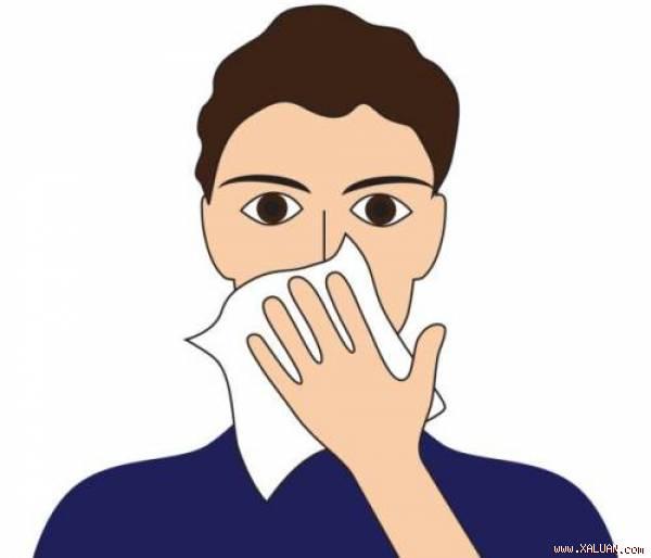 Để tránh bị ngộ độc, bạn nên dùng khăn bịt mũi và chạy khỏi nơi rò rỉ khí càng xa càng tốt. Ảnh minh họa: istock