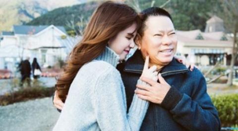 Bỏ ngoài tai mọi điều tiếng, Ngọc Trinh vẫn yêu đại gia 72 tuổi một cách nồng cháy
