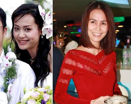 Hồng Ánh bị vợ cũ Huy Khánh tố giật chồng người khác