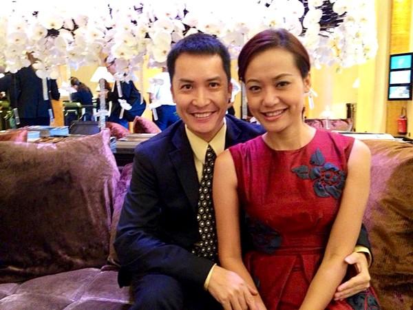Sau tất cả vợ chồng Hồng Ánh vẫn hạnh phúc