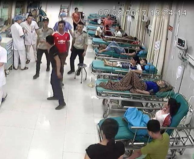 Chỉ thị 03 yêu cầu các bệnh viện cần bảo đảm nhân lực làm công tác an ninh, trật tự bệnh viện là lực lượng bảo vệ chuyên nghiệp được đào tạo