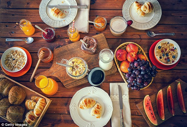 Lựa chọn khác: sữa chua, trái cây tươi, và tạo muesli của riêng bạn.