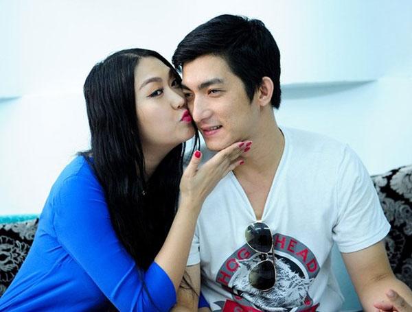 Thời mặn nồng của cặp đôi Phi Thanh Vân - Bảo Duy.