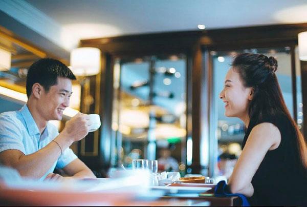 Bảo Thanh khoe khoảnh khắc ấm áp và hạnh phúc bên chồng.
