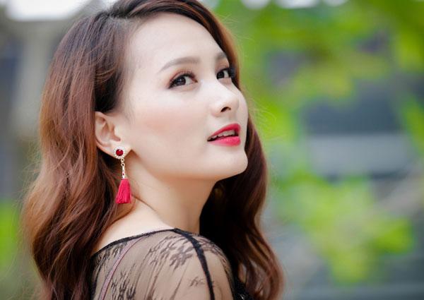 Ở ngoài đời, Bảo Thanh có cuộc sống hạnh phúc với mẹ chồng.