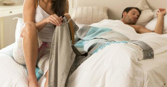 Chiếc bao cao su tố cáo vợ ngoại tình