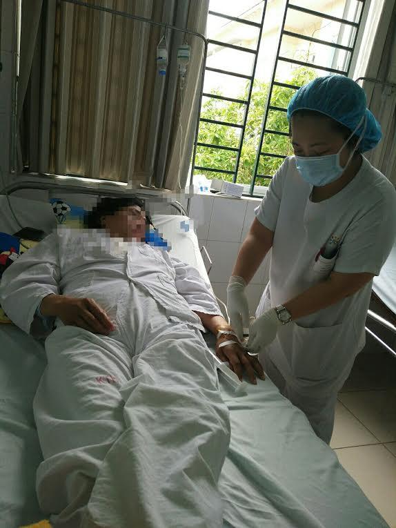 Bệnh nhân có thể xuất viện sau vài ngày nữa.