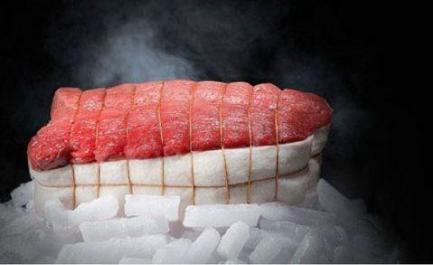 Miếng thịt bò có giá hơn 120 triệu đồng đắt nhất thế giới.