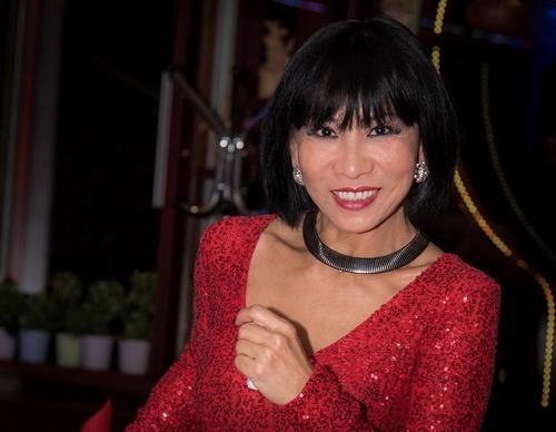 Ca sĩ Nguyễn Lệ Thu