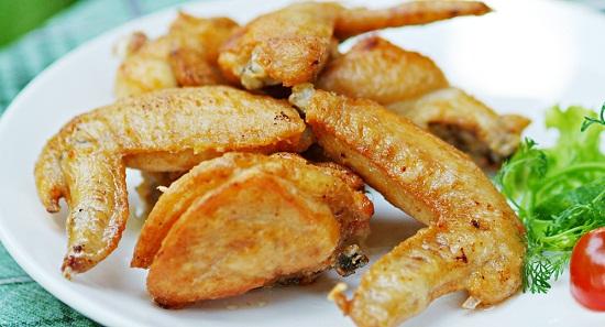 Cánh gà bẩn được phù phép thành món ăn khoái khẩu. Ảnh minh họa