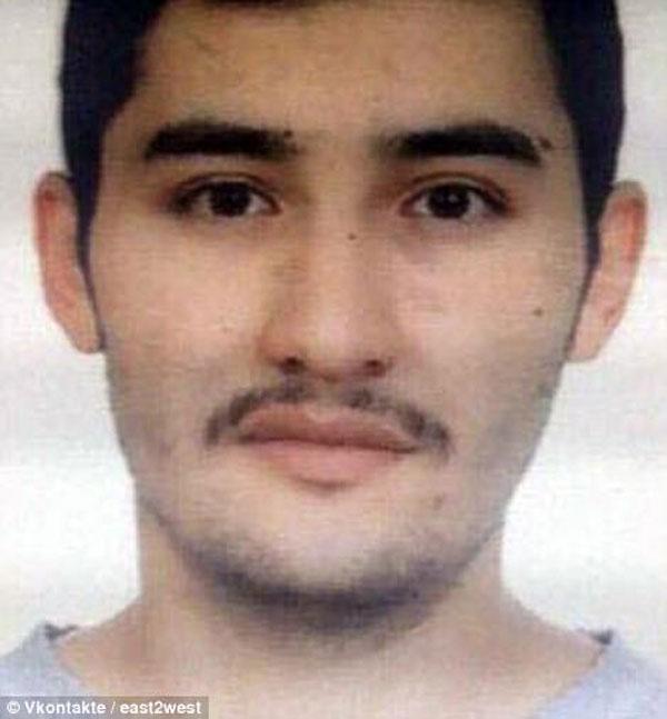 Chân dung của kẻ tấn công bằng thuốc nổ khiến 11 người chết.