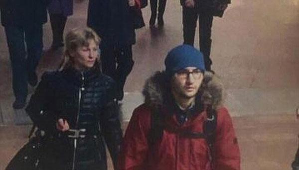 Đây được xem là nghi phạm số 1 của vụ đánh bom ở tàu điện ngầm, quê nhà của Tổng thống Putin.