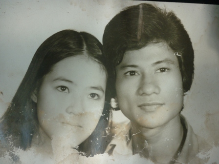 Danh ca Chế Linh và người vợ thứ ba - Thúy Hằng