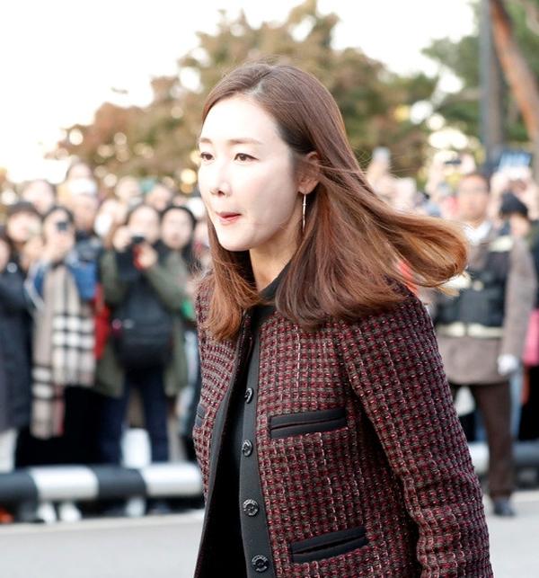 Diễn viên Choi Ji Woo