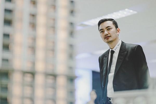 Chân dung doanh nhân Đỗ Anh Tuấn, chồng tương lai của Ngọc Duyên. Ảnh CafeF