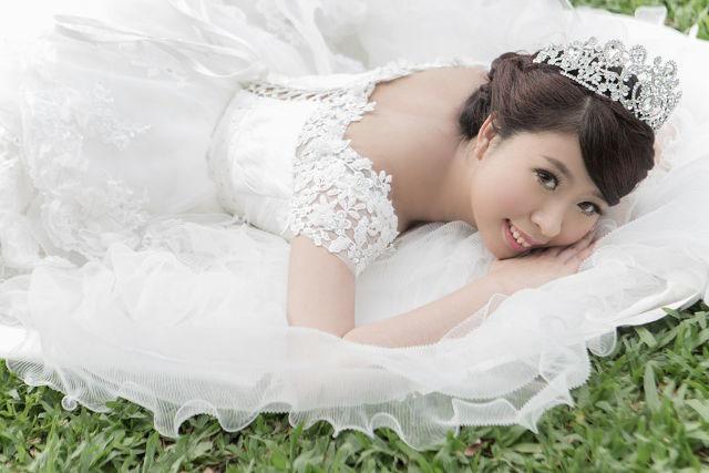 Quyết định làm cô dâu một mình của Chen đã trở thành nguồn cảm hứng cho mọi phụ nữ trên toàn thế giới.