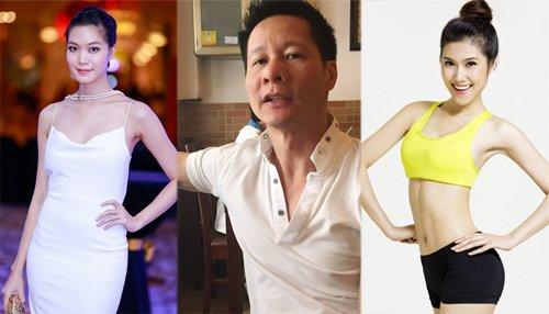 Ngoài vợ cũ Ngọc Thúy và vợ mới Phan Như Thảo, đại gia Đức An còn dính nhiều nghi vấn yêu đương với nhiều người đẹp trong showbiz