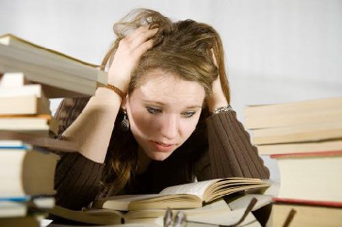 Stress là một trong những lý do hàng đầu khiến cho da bạn nhanh bị xuống cấp. Ảnh minh họa