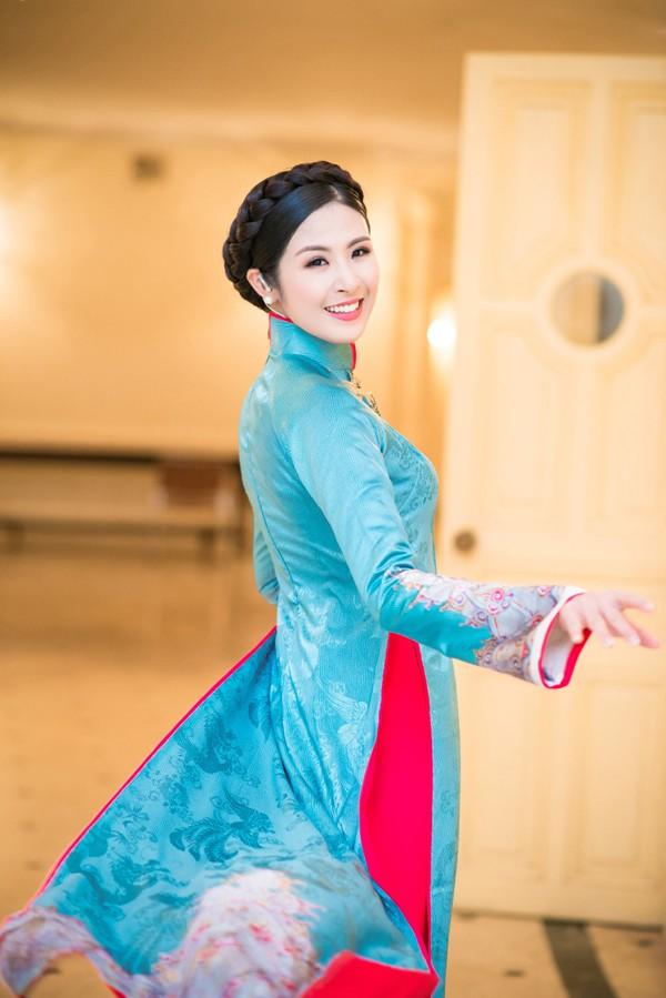 Hiện tại, Ngọc Hân đã không chỉ là một Hoa hậu, cô còn là một nhà thiết kế tài năng. Ngoài ra, Ngọc Hân còn là một MC năng động của Đài Truyền hình Việt Nam.