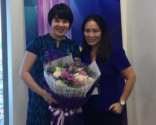 Ngày 18/8/2017, nhà báo Đặng Diễm Quỳnh chính thức đảm nhận vai trò Trưởng Ban Thanh thiếu niên (VTV6)