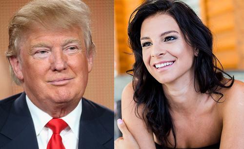 Hoa hậu Hungary tố cáo Donald Trump trước ngày ông nhậm chức.