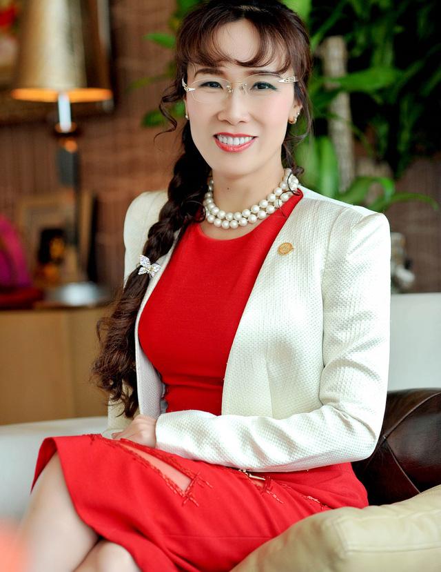 Tiểu sử bà Nguyễn Thị Phương Thảo khiến nhiều người thán phục và kính nể