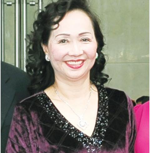 Người phụ nữ quyền lực bí ẩn nhất Việt Nam