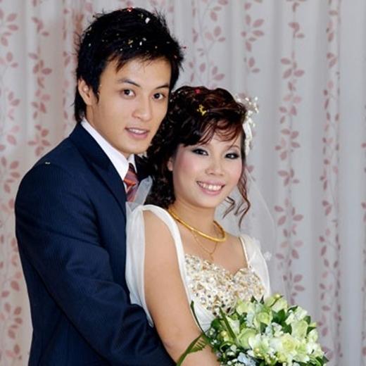 Hồng Đăng lấy vợ từ khi còn rất trẻ