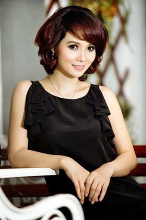 Mai Thu Huyền trong vai trò nữ doanh nhân thành đạt