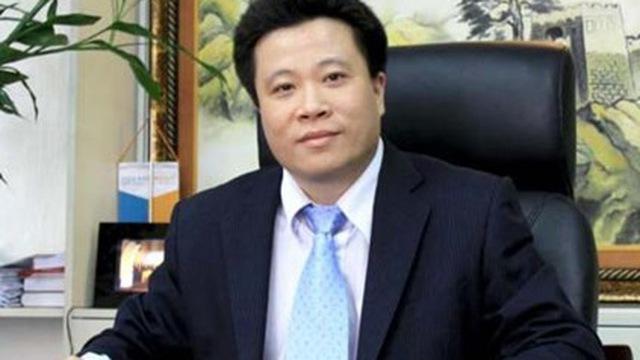 Ông Hà Văn Thắm khi còn ở đỉnh cao.