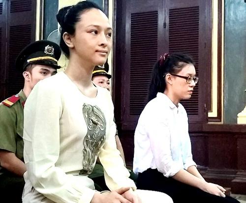 Bị cáo Trương Hồ Phương Nga gây bất ngờ cho nhiều người trước cách trả lời tại tòa. Ảnh: Tư liệu
