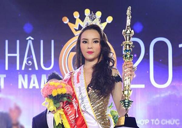 Vừa đăng quang Hoa hậu Việt Nam, Nguyễn Cao Kỳ Duyên đã bị ném đá vì nhan sắc không đúng chuẩn Hoa hậu.
