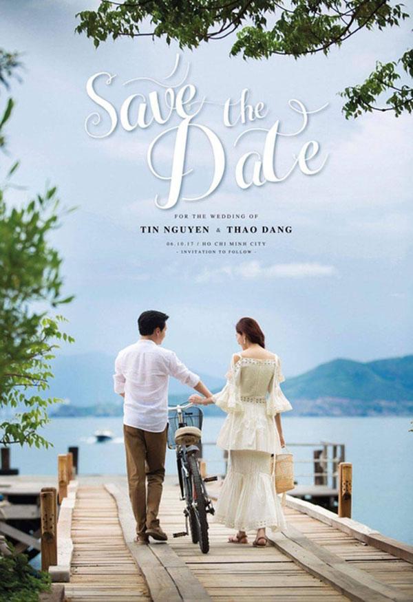 Hoa hậu Thu Thảo sẽ kết hôn với doanh nhân Nguyễn Trung Tín vào tháng 10 năm nay.
