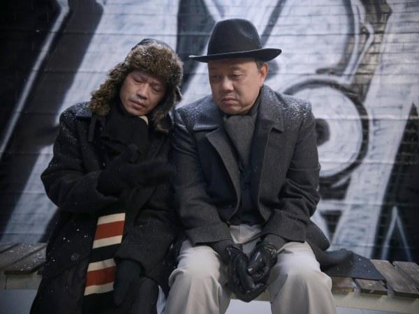 Hoài Linh - Chí Tài trong phim Dạ cổ hoài lang