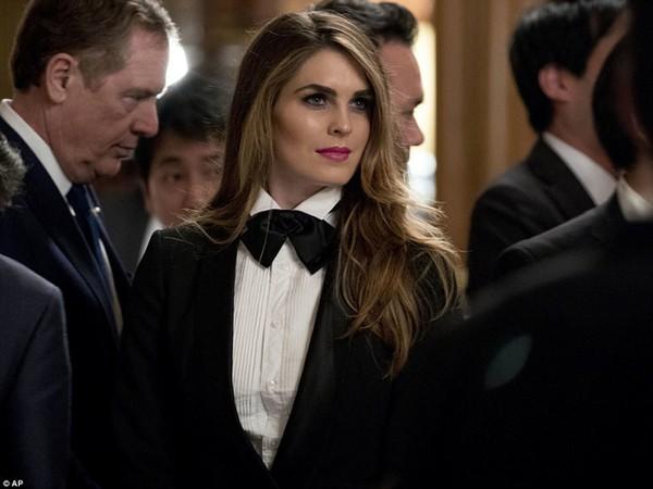 Đây chính là người phụ nữ ông Donald Trump tin tưởng trao trọng trách giám đốc truyền thống của Nhà Trắng.