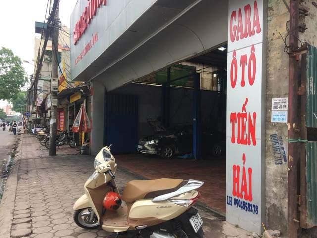 Nhiều chủ xe cho rằng đây là chiêu ve sầu thoát xác để tránh thị phi của gara Mạnh Sơn.
