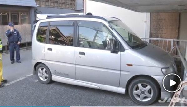 Chiếc xe này xuất hiện tại 3 địa điểm có liên quan trực tiếp đến vụ án sát hại bé gái người Việt.