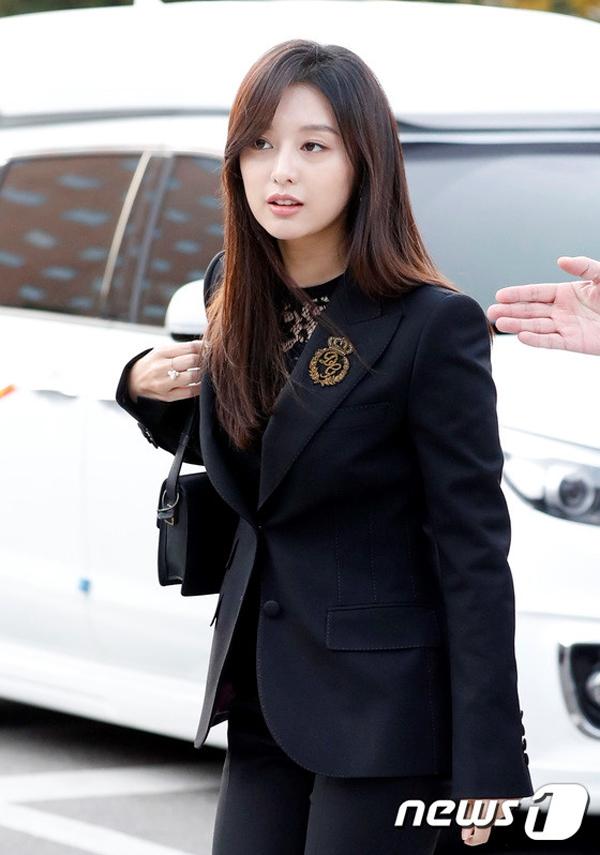 Diễn viên Kim Ji Woon.