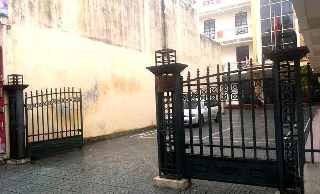 Trụ sở Thanh tra tỉnh Hải Dương, nơi ông Điều công tác. Ảnh: Đ.Tuỳ