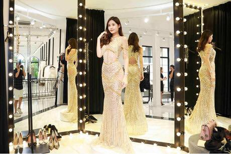 Hình ảnh Hoa hậu Đại Dương 2017 không còn gắn liền với bờ môi sưng tều