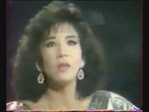 Hình ảnh hiếm hoi của Lệ Thu trong một video ca nhạc