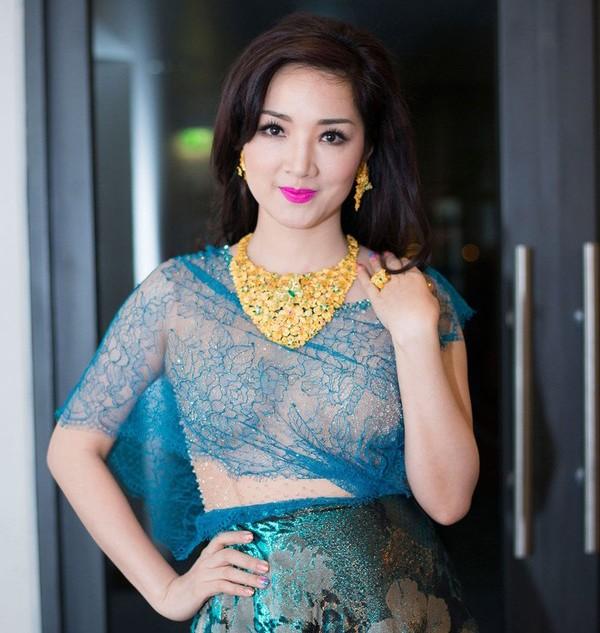 Không chỉ xinh đẹp mà Hoa hậu Đền Hùng còn là nữ doanh nhân thành đạt